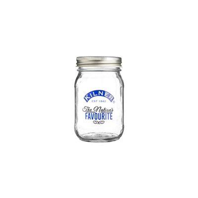 Kilner 0.4 Litre Nation's Favourite Jar - Pack of 2