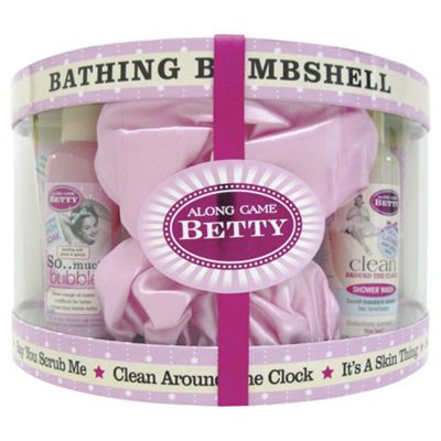Along Came Betty Bathing Bombshell