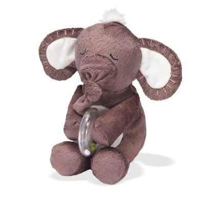 My Snuggly Ellie Soft Toy by Manhattan Toy - suitable from 3 mounth +