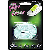 Glow In The Dark Shoe Laces - Green
