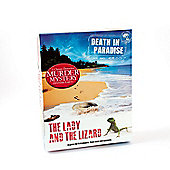 Paul Lamond Murder Mystery The Lady and Lizard Game