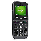 Doro 5030 Easy Sim Free Mobile Phone with Torch - Graphite