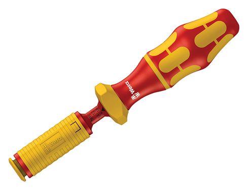 Wera 05074750001 7441 Kraftform Kompakt VDE Adjustable Torque Screwdriver Handle 1 Yellow