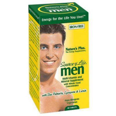 Source Of Life Mens Multi-Vitamin