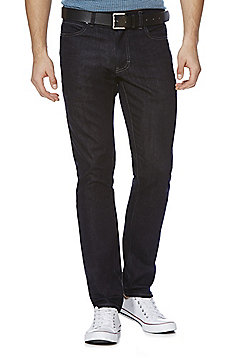 F&F Slim Fit Jeans with Belt - Dark rinse