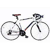 North Gear 901 21 Speed Road / Racing Bike With Shimano Components White