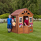 Backyard Discovery Timberlake Wooden Playhouse
