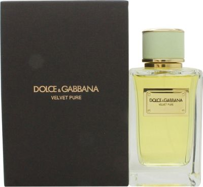 Dolce & Gabbana Velvet Pure Eau de Parfum (EDP) 150ml Spray For Women