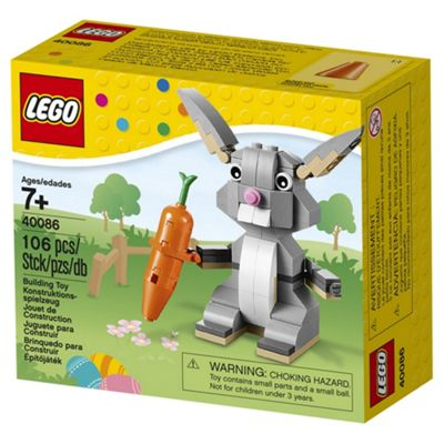 Buy lego bunny 40086 from our all lego range tesco for What is the easter bunny s phone number