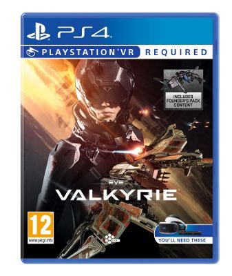 Eve Valkyrie PS4