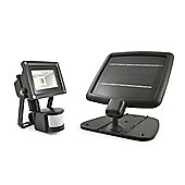 EVO SMD Solar Security Light, Black