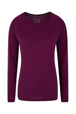 Mountain Warehouse QUICK DRY WOMENS LS TEE