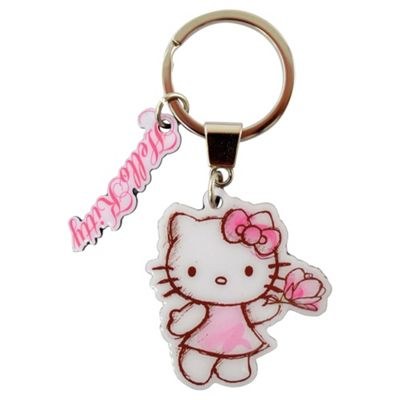 Hello Kitty Keyring