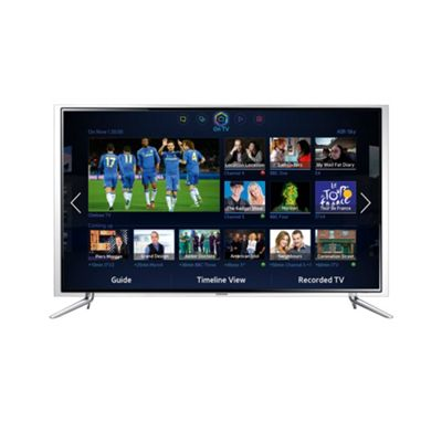 SAMSUNG 46IN F6800 SMART 3D LED TV