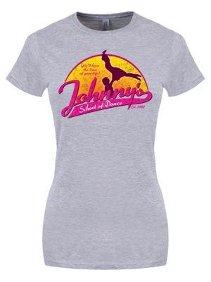 Johnny's School of Dance Grey Women's T-shirt
