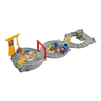 Fisher-Price Thomas & Friends Take-n-Play Travel Tracks Value Playset