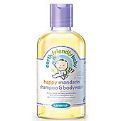 Earth Friendly Baby Happy Organic Mandarin Shampoo & Bodywash 250ml