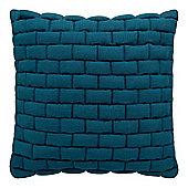 Sheridan Weavers Petrol Cushion