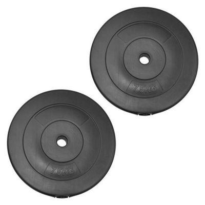 JLL Vinyl Weight Plates - 2 x 7.5kg (15kg)