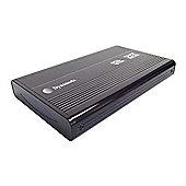 "Dynamode USB3-HD2.5S-1B 2.5"" USB powered Black HDD/SSD enclosure"