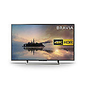 Sony KDXE7002  Inch 4K HDR SMART TV - Black