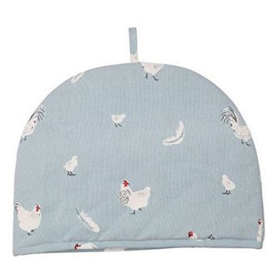Dexam Pecking Order Small Tea Cosy 2 Cup in Blue 16150304