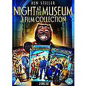 Night At The Museum Season 1-3 DVD Box Set