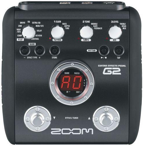 Zoom G1u Guitar Multi FX Pedal USB