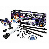 Telescope - 30 Activities Childrens Science Experiments White - BUKI