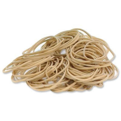 Quality Rubber Bands No.10 Each 31x1.5mm Ref AR2405 [Box 0.44g]
