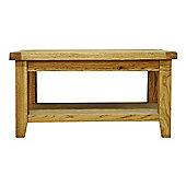 Ultimum Highfield Solid Oak Coffee Table