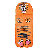 Yellowstone Jungle Animal Sleeping Bag Tiger