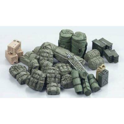 Tamiya 35266 Us Modern Infantry Equipment 1:35 Military Model Kit
