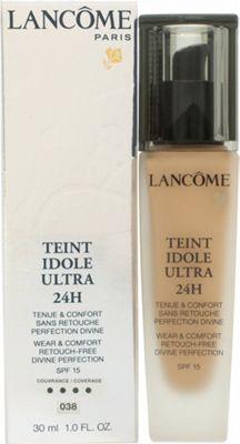Lancome Teint Idole Ultra 24H Foundation SPF15 30ml - 038