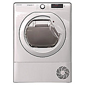Hoover DNCD813B Condenser Tumble Dryer, 8KG Load, White