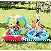 ELC Inflatable Play Island