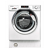 Hoover HBWM814SAC Washing Machine 8kg Load 1400 Spin A+++ Energy Rating in White