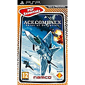 Ace Combat X - Skies of Deception - Essentials - PSP