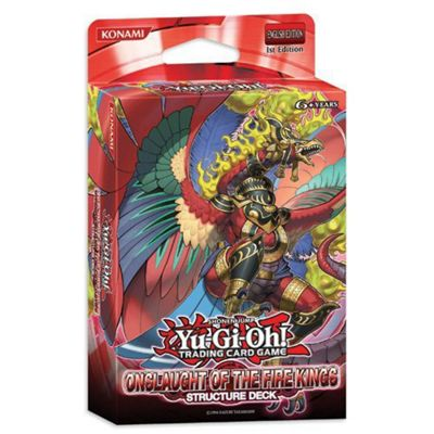 YU-GI-OH! - Onslaught Of The Fire King - Structure Deck - The In Thing