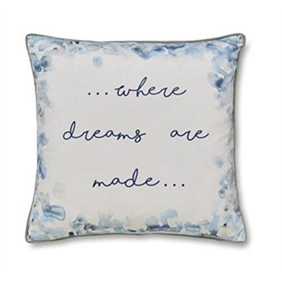 Bianca Where Dreams are Made Cushion Cover - Multi-Colour