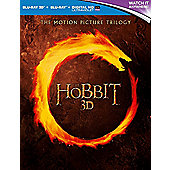 Hobbit Trilogy 3D Blu-Ray