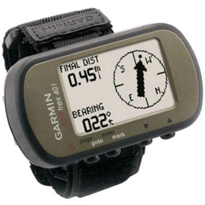 Garmin Foretrex 401 High-Sensitivity Wrist-Mounted GPS Navigator