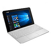 "Asus T100HA-FU004T 10.1"" Laptop Intel Atom x5 2GB RAM, 32GB in White"