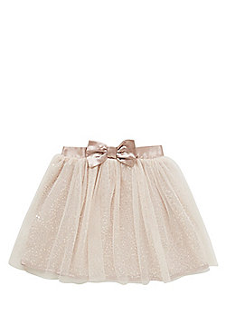F&F Sequinned Tutu Skirt - Blush