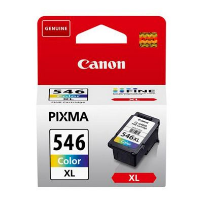 Canon CL-546XL Colour Original High Capacity Ink Cartridge
