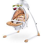 Caretero Bugies Cradle Swing (Beige)