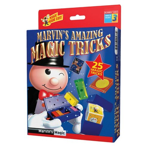 Marvins Magic Amazing Magic Tricks 3