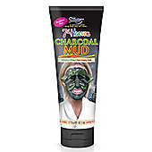 Charcoal Mud Face Mask Tube
