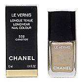Chanel Le Vernis Gold Nail Polish 532 Canotier