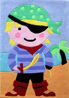 Pirate Rug 70 x 100 cm